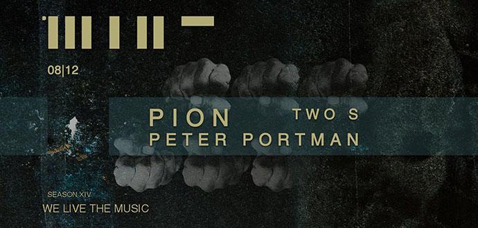Peter Portman Pion Two S Mint