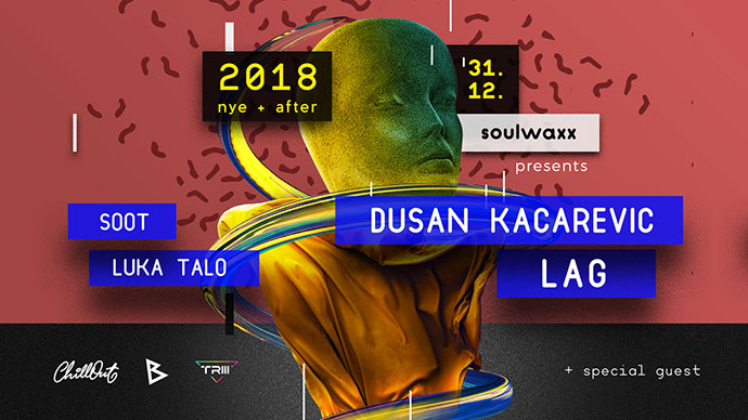 Soulwaxx Nova godina 2018 After
