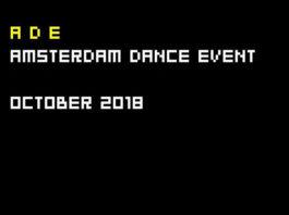 Amsterdam Dance Event 2018 datumi
