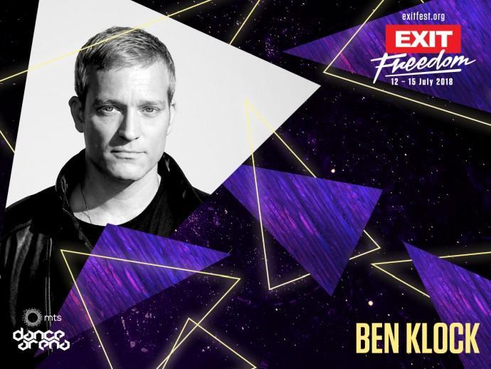 Ben Klock exit dance arena 2018