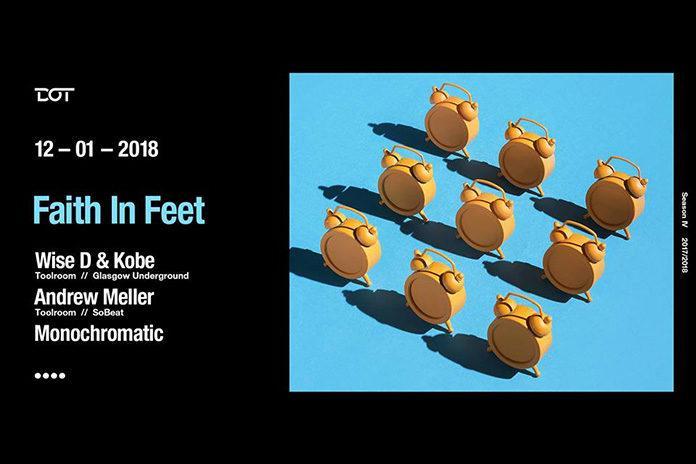 Faith in feet