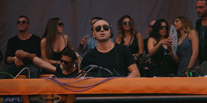 DJ Girls Marco Carola