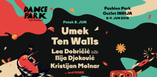 Dance Park Festival UMEK Ten Walls