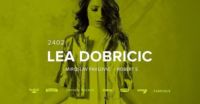 Lea Dobricic Robert S Miroslav Pavlovic Fabrique