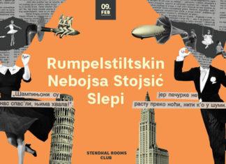 Rumpelstiltskin Nebojša Stojšić Slepi Stendhal Rooms Club