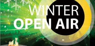Winter Open Air Tuborg Letnja pozornica