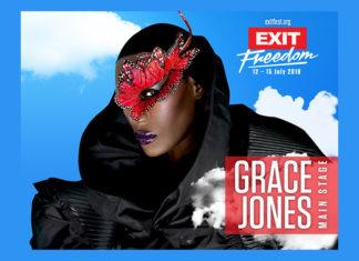 Grace Jones EXIT 2018