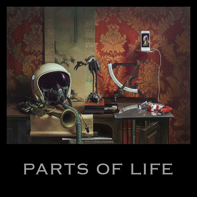 Paul Kalkbrenner Parts Of Life Album Sony International