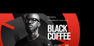 black coffee barutana