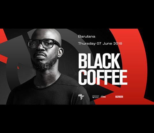black coffee barutana