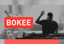 bokee FABRIQUE cover