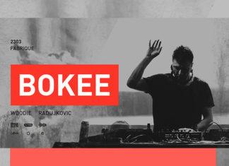 bokee FABRIQUE cover