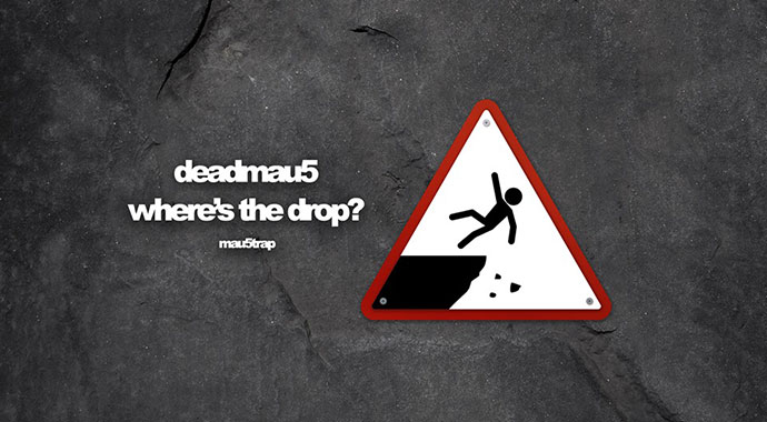 deadmau5 wheres the drop album