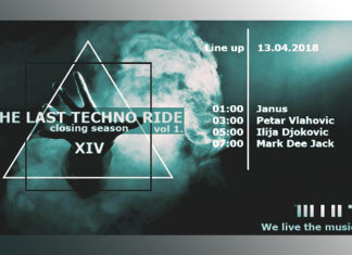 The Last TECHNO Ride