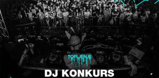 Topljenje DJ konkurs