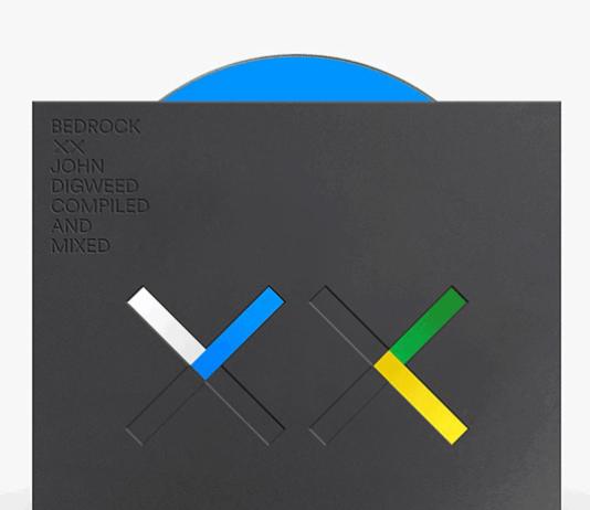Bedrock XX Blue CD Cover