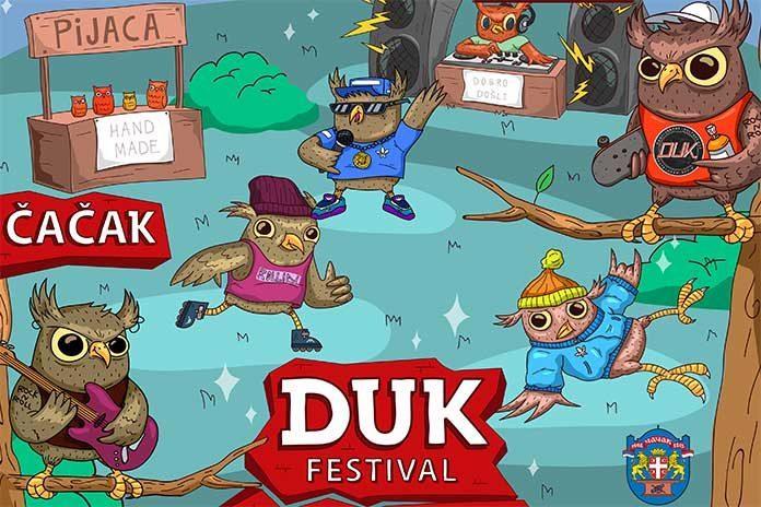 DUK festival 2018 Čačak