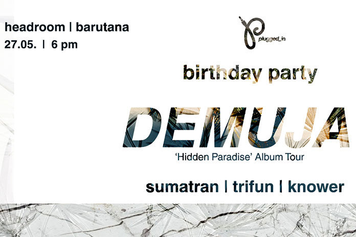 Demuja Sumatran Trifun Knower Headroom Barutana