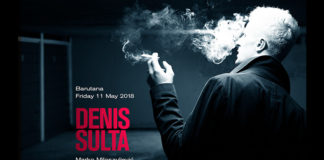 Denis Sulta prvi put u Beogradu