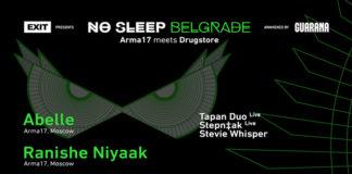 Drugstore No Sleep Belgrade