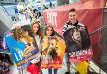 LP David Guetta Solomun EXIT festival 2018