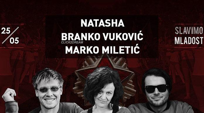 Natasha Branko Vuković Marko Miletić Subotica 2018