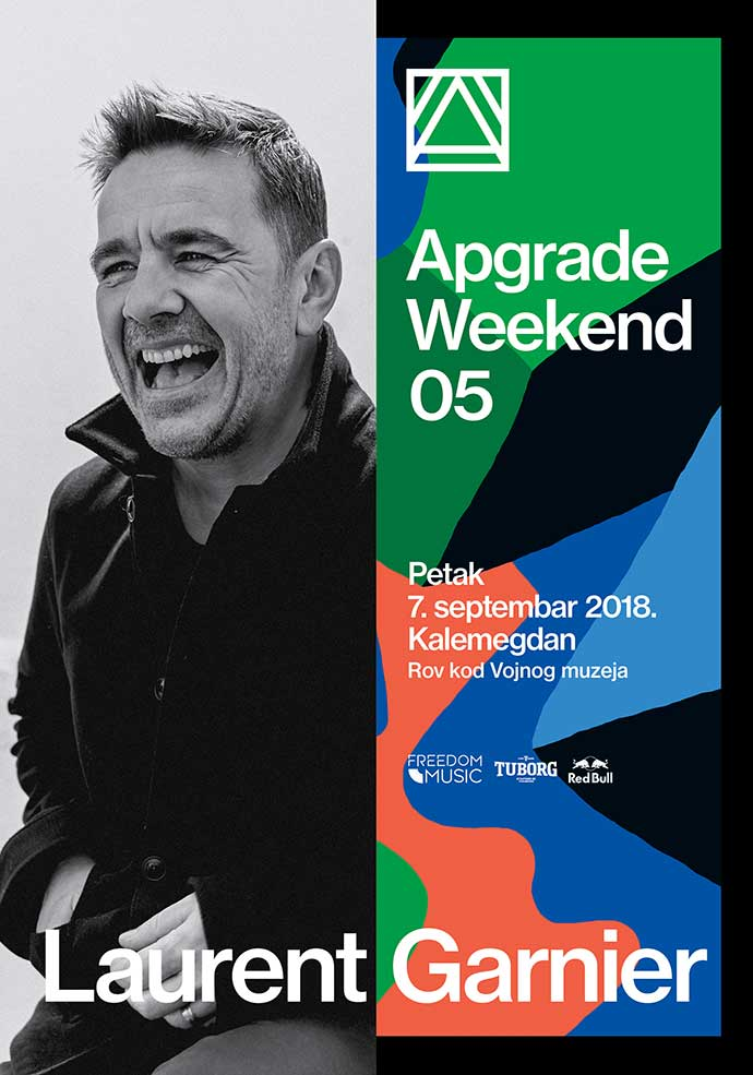 Apgrade Weekend 05 Laurent Garnier