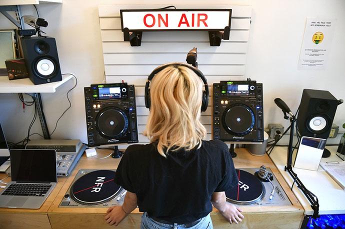 DJ Radio Show