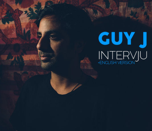 GUY J GROTTO INTERVIEW INTERVJU 2018 '