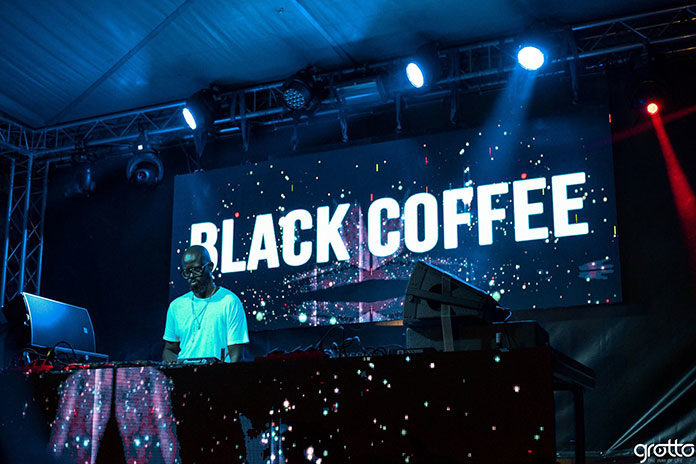 Review Black Coffee Barutana 2018 recenzija