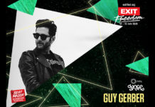 GUY GERBER EXIT DANCE ARENA 2018