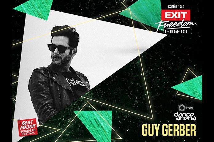 GUY GERBER EXIT DANCE ARENA 2018
