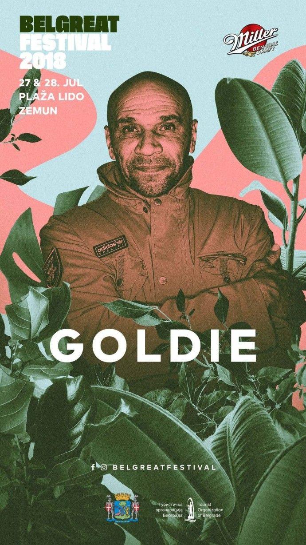goldie belgreat 2018