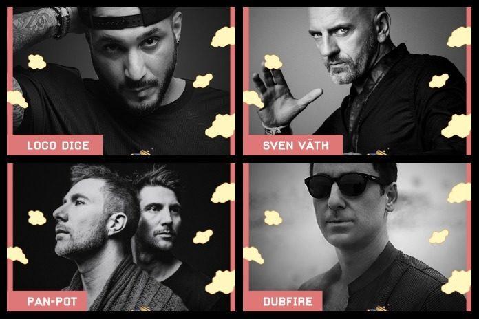 techno lovefest 2018