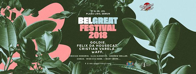 Belgreat festival 2018 Lido
