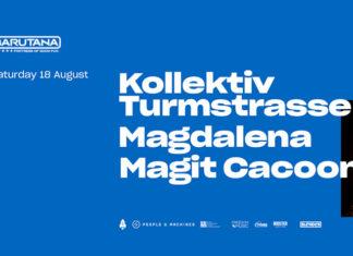 Blender Kollektiv Turmstrasse Magdalena Magit Cacoon Barutana