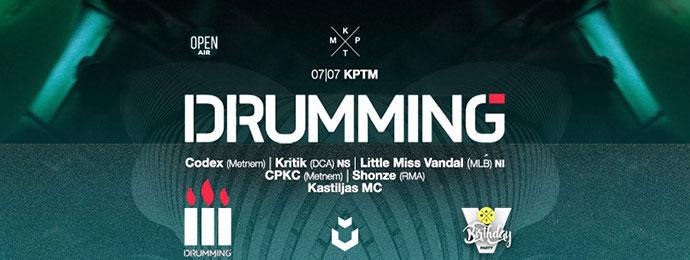 Drumming KPTM