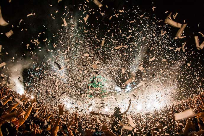 EXIT festival 2018 Dance Arena
