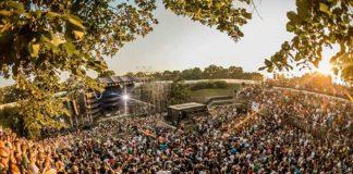 EXIT festival 2018 Dance Arena svitanje