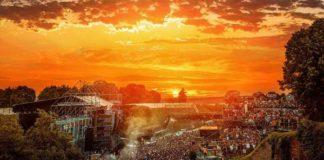 EXIT festival 2018 Sunrise