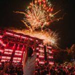 EXIT festival 2018 vatromet