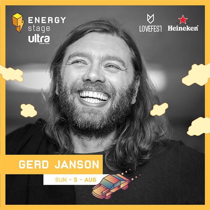 Gerd Janson