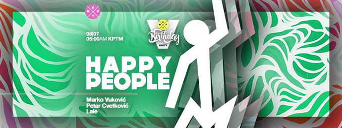 Happy People KPTM