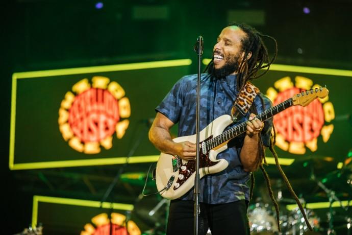 Ziggy Marley EXIT 2018