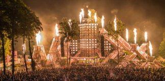 Lovefest 2018 Fire Stage recenzija