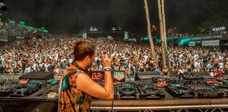 Lovefest 2018 recenzija Fire Stage Dan 3