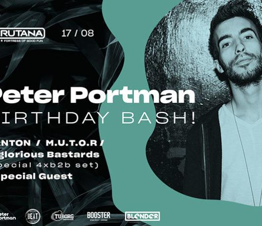 Peter Portman Birthday Barutana 2018