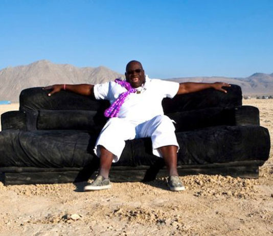 Carl Cox Burning Man