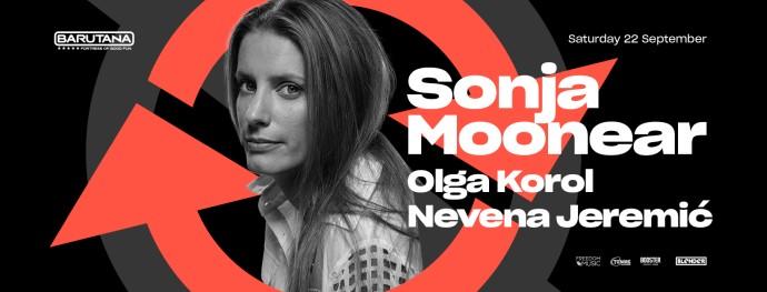Sonja Moonear BLENDER BARUTANA