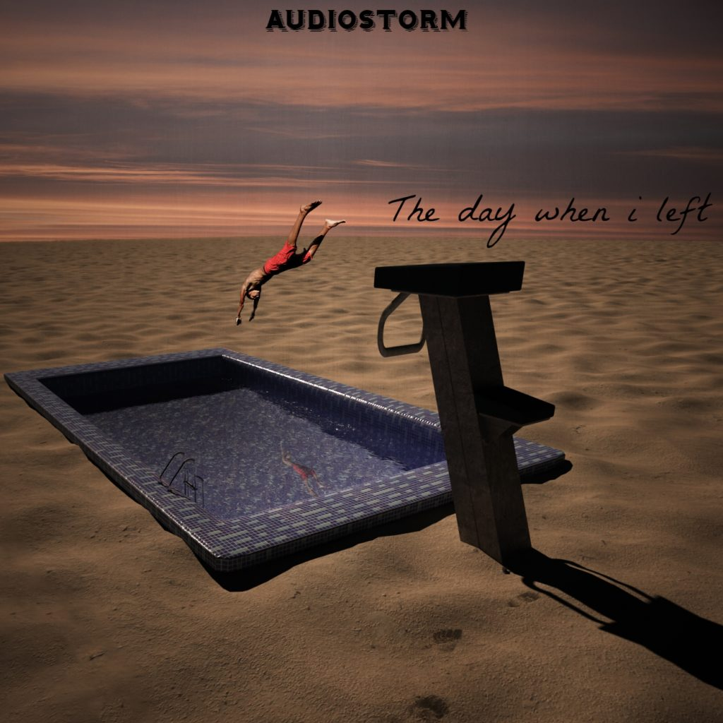 AudioStorm - The Day When I Left [ALBUM]